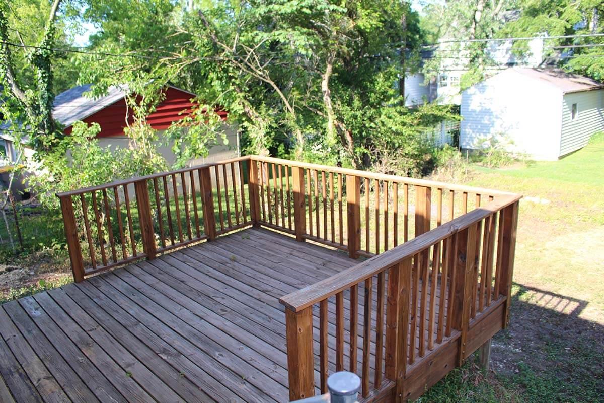 Outdoor Deck 2